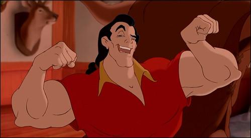 """Comment s'appelle ce personnage musclé, aimé par toutes les filles de son village, sauf de """"Belle"""" ?"""
