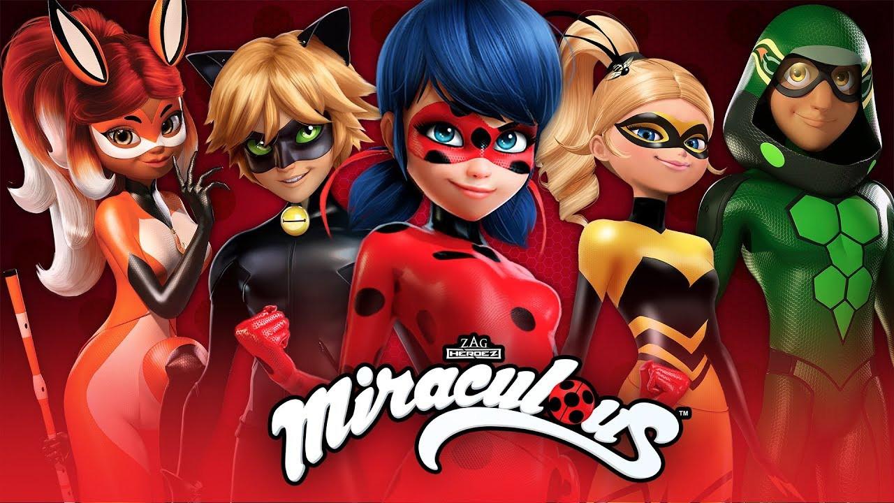 Miraculous - Ladybug et Chat Noir