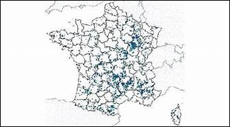 Parfois, le pire peut se créer à la suite de l'isolement de certaines familles : comment appelle-t-on ces zones en France dans lesquelles aucun opérateur n'a encore mis en place de réseau de téléphonie ou d'Internet ?