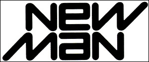 """La marque de vêtements """"New Man"""" a fait fureur dans les années 1980. Quelle singularité comporte son logo ?"""