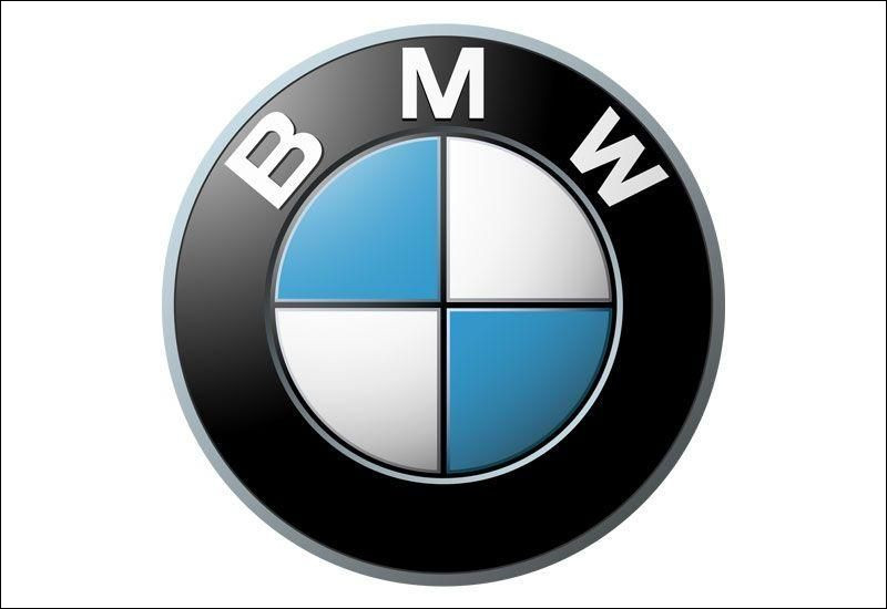 """Que montre le logo """"BMW"""" ?"""