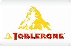 """Que se cache-t-il de façon subliminale dans le logo des chocolats """"Toblerone"""" ?"""
