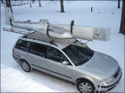Le chargement de mon véhicule peut dépasser :