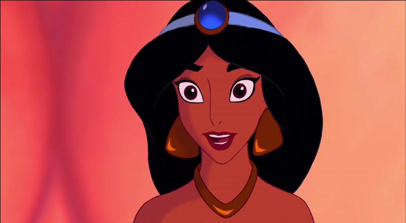 Comment se nomme cette jolie princesse attirée par un pauvre voleur ?