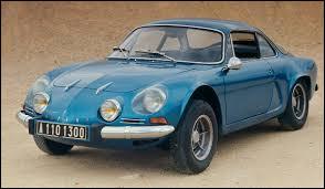 La V85 est un modèle d'Alpine A 110.