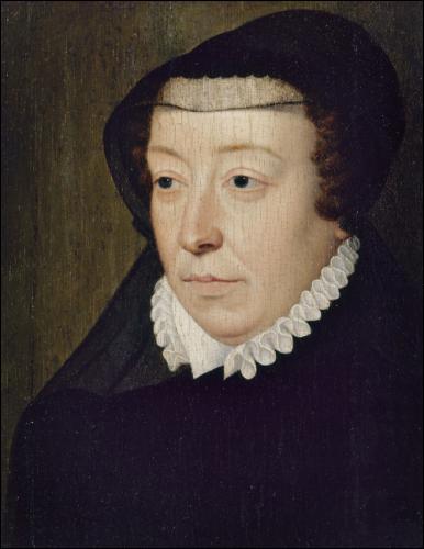 Durant quel siècle a vécu la reine Catherine de Médicis ?