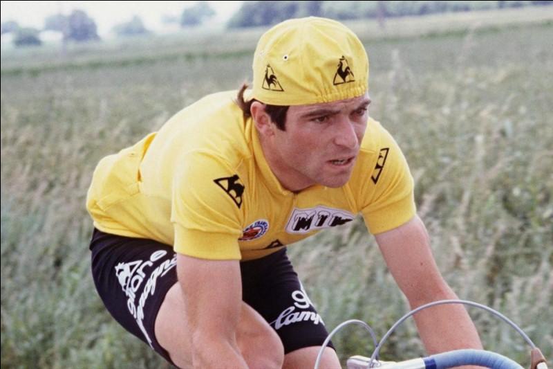 En quelle année Bernard Hinault a-t-il remporté son premier Tour de France ?