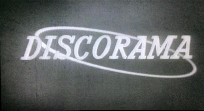 """Qui présentait l'émission """"Discorama"""" à la télévision dans les années 60/70 ?"""