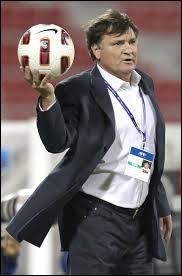 Qui était le sélectionneur espagnol ?