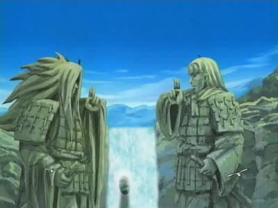 Naruto - Où sommes-nous ?