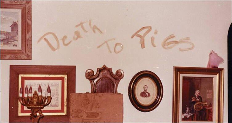 En 1969, quel actrice américaine, épouse de Roman Polanski, est assassinée par des satanistes fanatiques ?
