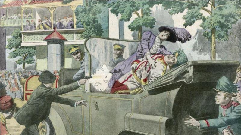 Le 28 juin 1914, quel héritier de l'Empire austro-hongrois, est assassiné à Sarajevo par un patriote serbe, déclenchant ainsi la Première Guerre mondiale ?