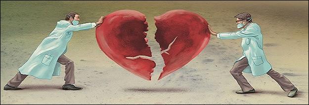 """C'est dans """"Doctor Who"""" que l'on entend : « Mieux vaut un cœur brisé que pas de cœur du tout ! » Quel est le sens employé pour le verbe """"briser"""" ?"""
