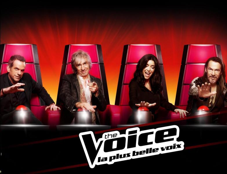 """Quelle est la date de première diffusion de """"The Voice"""" ?"""