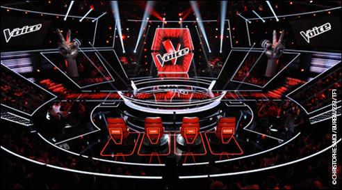 Quelle est l'étape que les participants doivent passer, après les auditions à l'aveugle ?