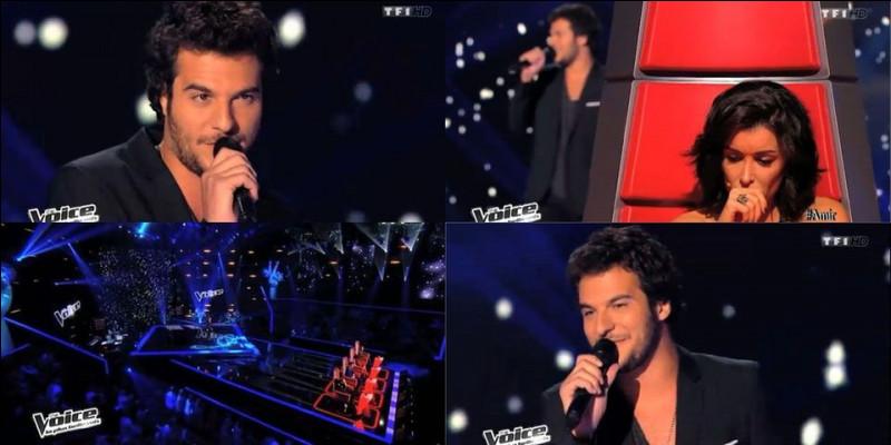 """À quelle saison de """"The Voice"""", Amir Haddad a-t-il participé ?"""