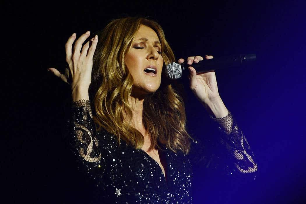 N'oubliez pas les paroles des chansons de Céline Dion !