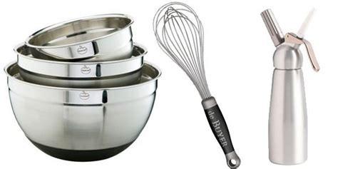 Quelques termes techniques en cuisine