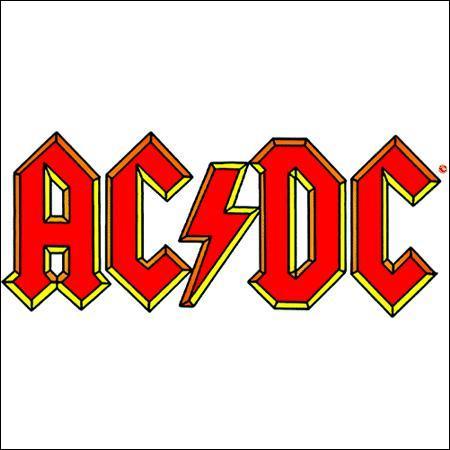 D'où vient le logo 'AC/DC' ?