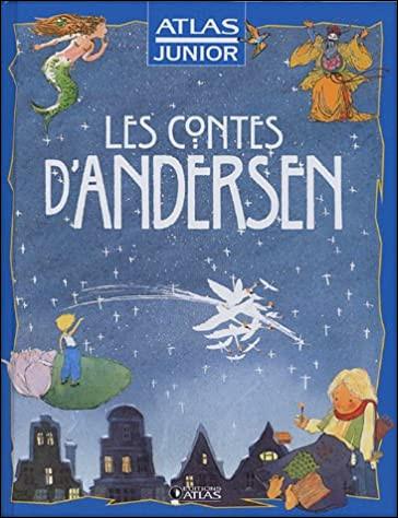 Lequel de ces contes a été écrit par Andersen ?