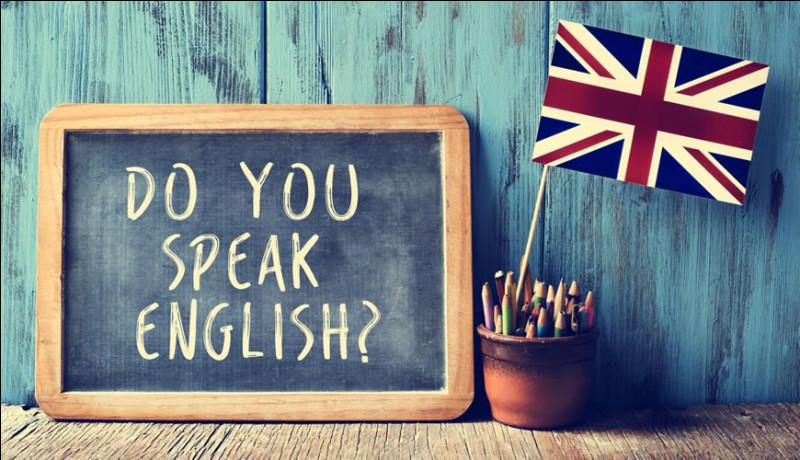 Quel est l'intrus parmi ces mots anglais ?
