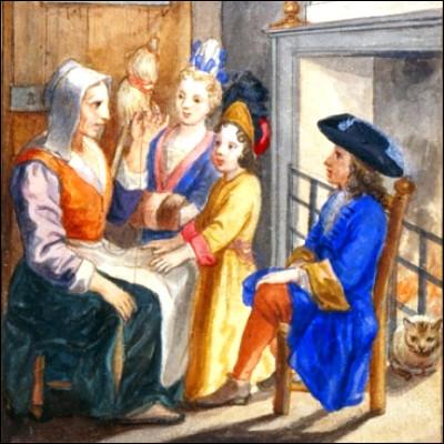 """Qui a écrit """"Les Contes de ma mère l'Oye"""" ?"""