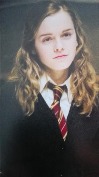 Quel est le nom complet de Hermione ?