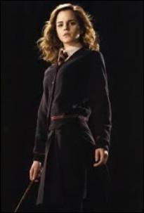 """Et quel âge avait l'actrice qui joue Hermione quand elle a commencé """"Harry Potter"""" ?"""