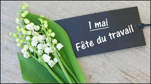 En quelle année le 1er mai est-il devenu jour férié et payé en France ?