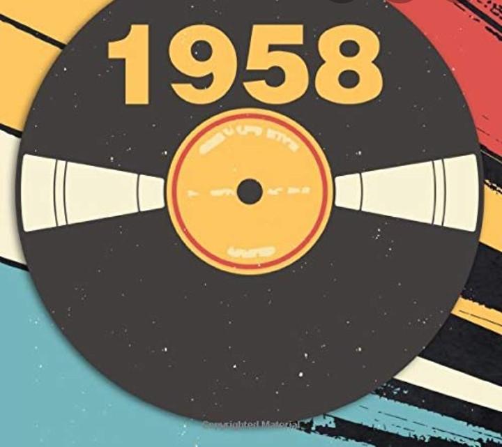 Chansons francophones de l'année 1958