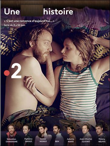 Quelle est cette série de 2020 qui raconte l'histoire de trois jeunes couples à la recherche de l'équilibre et du bonheur ?