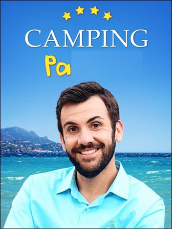 Quelle est cette série en cours depuis 2006 qui met en scène le propriétaire d'un camping et de son équipe qui doivent gérer les problèmes de leurs clients ?
