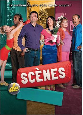Quelle est cette série en cours depuis 2010 qui met en scène six couples d'âges différents qui sont confrontés aux aléas de leur vie quotidienne ?