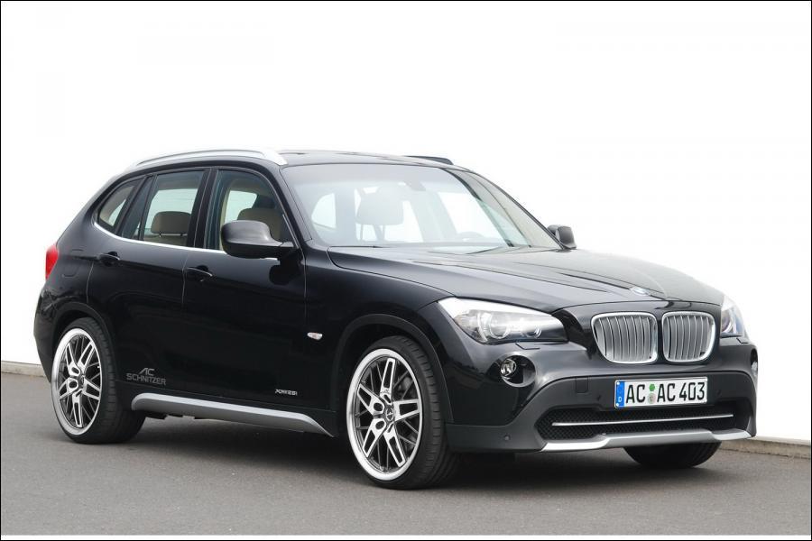 Quelle est cette BMW ?