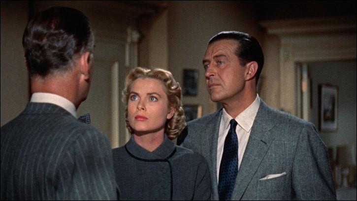 Cette photo provient d'un film d'Alfred Hitchcock, mettant en scène Grace Kelly. Lequel ?