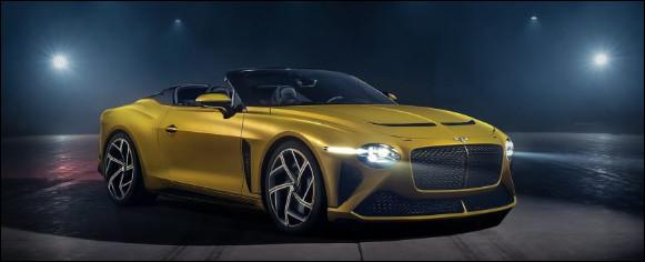 Continuons avec les nouveautés qui devaient être présentées au salon automobile de Genève. Ce cabriolet britannique ressort le nom d'un carrossier britannique renommé. Quel est ce cabriolet ?