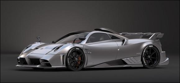 En 2019, un constructeur italien propose la version la plus puissante de son unique modèle. Quelle est cette voiture ?