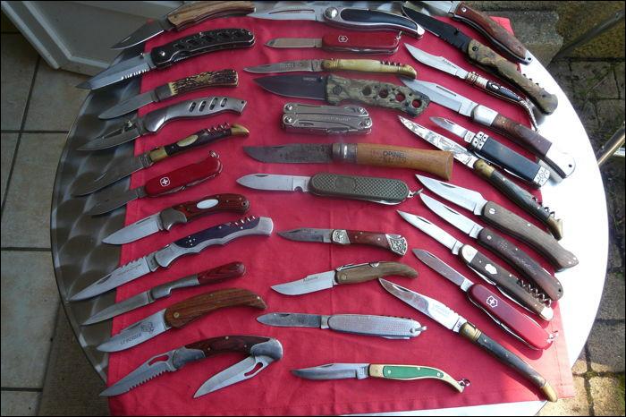 Cochez le couteau suisse.
