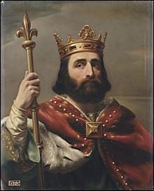 Qui fut le premier roi franc de la dynastie carolingienne ?