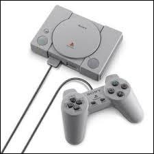 En quelle année a été créée la PS1 ?