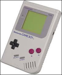 En quelle année est sortie la Game Boy ?