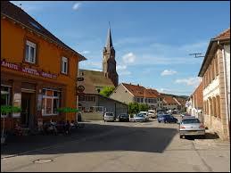 Nous sommes dans le Grand-Est, à Lutzelhouse. Village de la vallée de la Bruche, limitrophe de la Moselle, il se situe dans le département ...