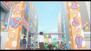 Combien de grues en papier Kawai voulait-elle donner à Shoya lors de la fête de son lycée ?