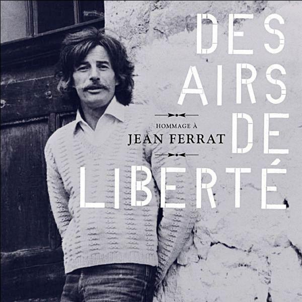 """1964 > C'est Jean Ferrat qui s'y colle, pour l'une des premières chansons [titre ?] """"écolo"""" en France. Quels sont deux des sujets - plus que rarement abordés - dans le texte ?"""