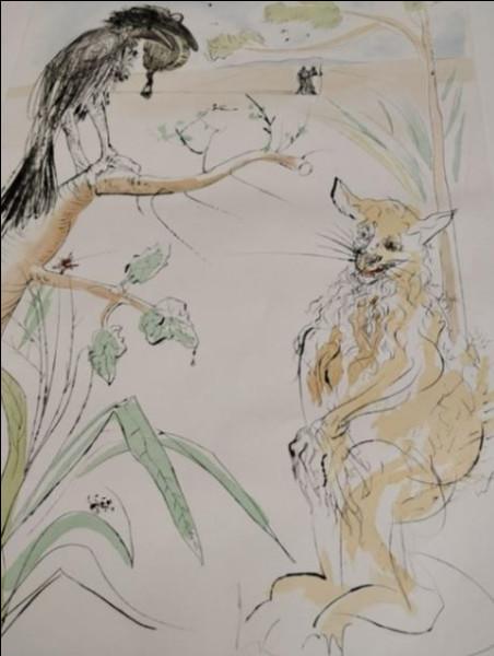 """Qui a illustré """"Le Corbeau et le Renard"""" ?"""