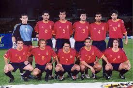 L'Espagne durant la Coupe du monde 2002