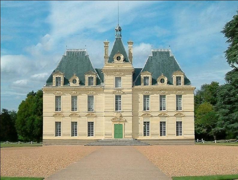 Quel est le nom du château du capitaine Haddock dont Tintin est l'hôte ?