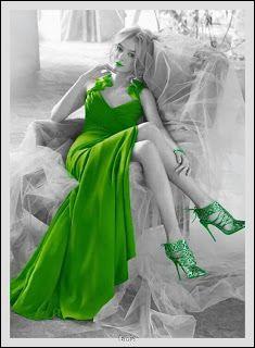 Quelle couleur est associée au vert dans le titre d'un livre de Stendhal, qui dépeint une femme libre ?