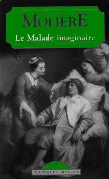 """Le vert porte malheur selon la superstition théâtrale ! On dit que Molière serait mort en scène, vêtu de vert, alors qu'il jouait """"Le Malade imaginaire"""" :"""