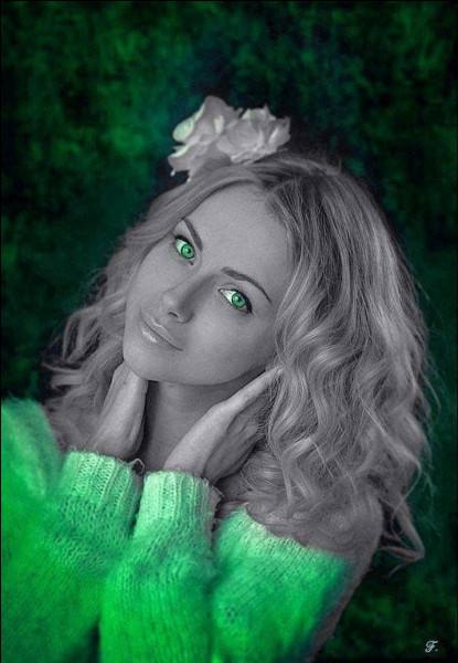 Quel est l'effet psychologique de la couleur verte ?